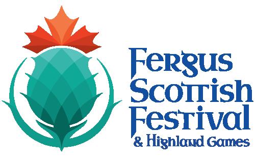 Fergus Scottish Festival Logo
